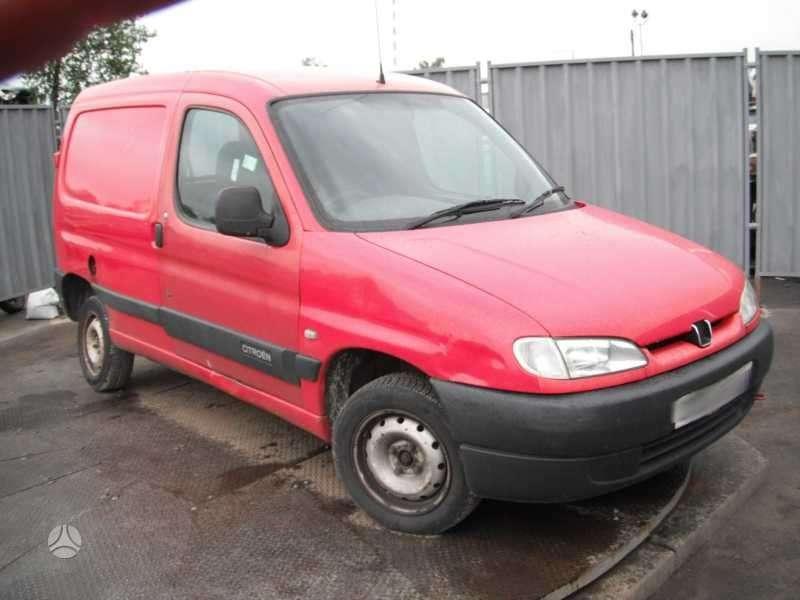 Peugeot Partner. Peugeot automobiliai .1.4:1.6:1.8:2.0:16v:2.0:2.