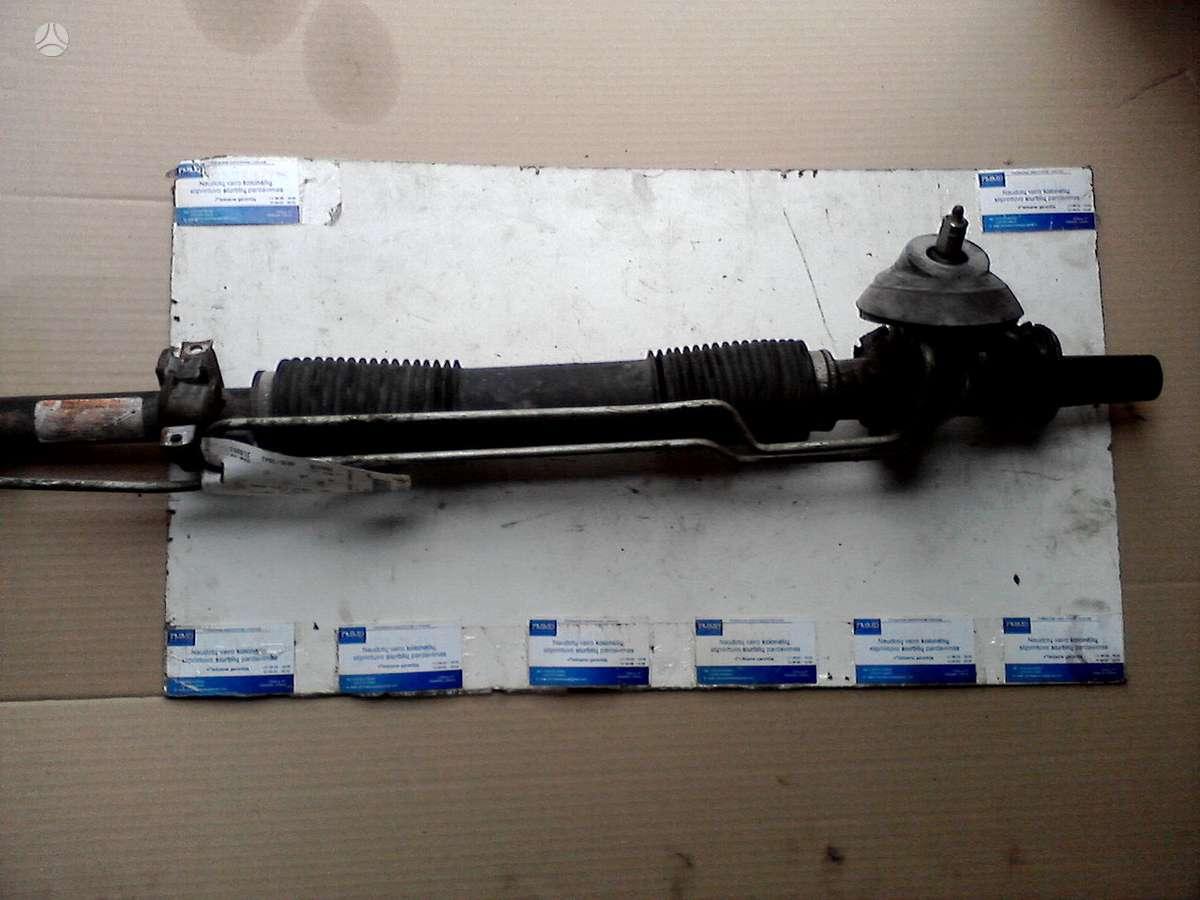 Saab 9-3. Vairo kolonėlių ir vairo stiprintuvo siurblių