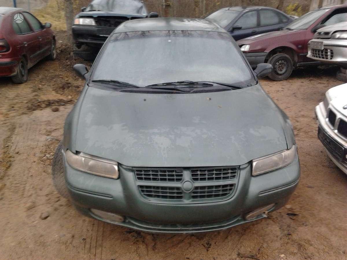 Chrysler Stratus dalimis. Dalimis - chrysler stratus 1995 2.0l