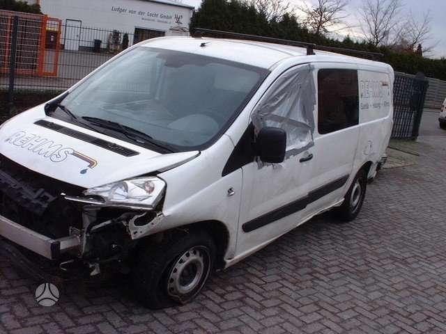 Peugeot Expert dalimis. Musu internetinis puslapis www.marauto.
