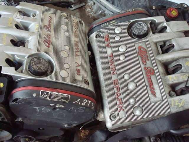 Alfa Romeo 166 dalimis. 2.0 ts