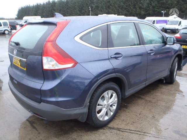 Honda CR-V dalimis. Is anglijos, 2.0l benzinas,....rida