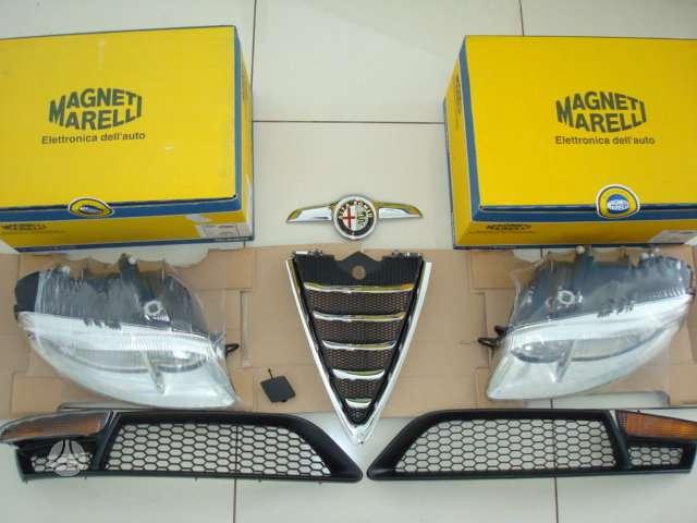 Alfa Romeo GT dalimis