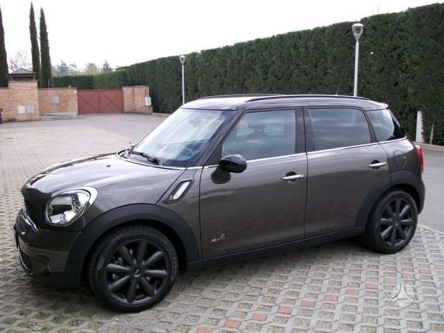 Mini Countryman. Turbo 4x4 s