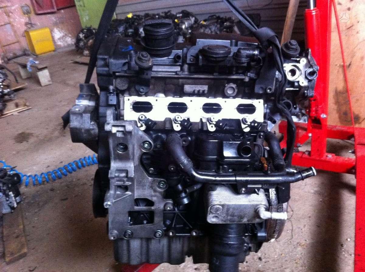 Volkswagen Golf. Gti.  tolko motor. code bwa -fsi 2.0