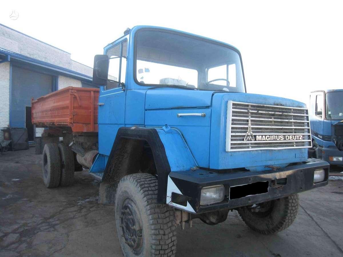 Magirus Deutz, 130D150, sunkvežimiai