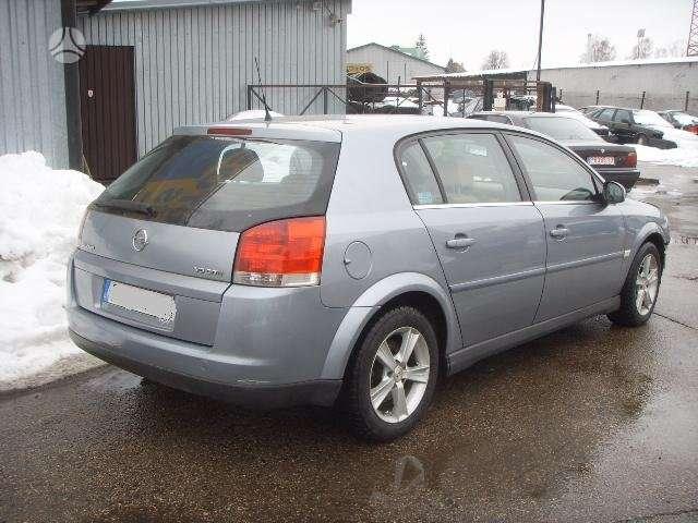 Opel Signum. 3.0 dti europa xsenonai parktronikai automatas