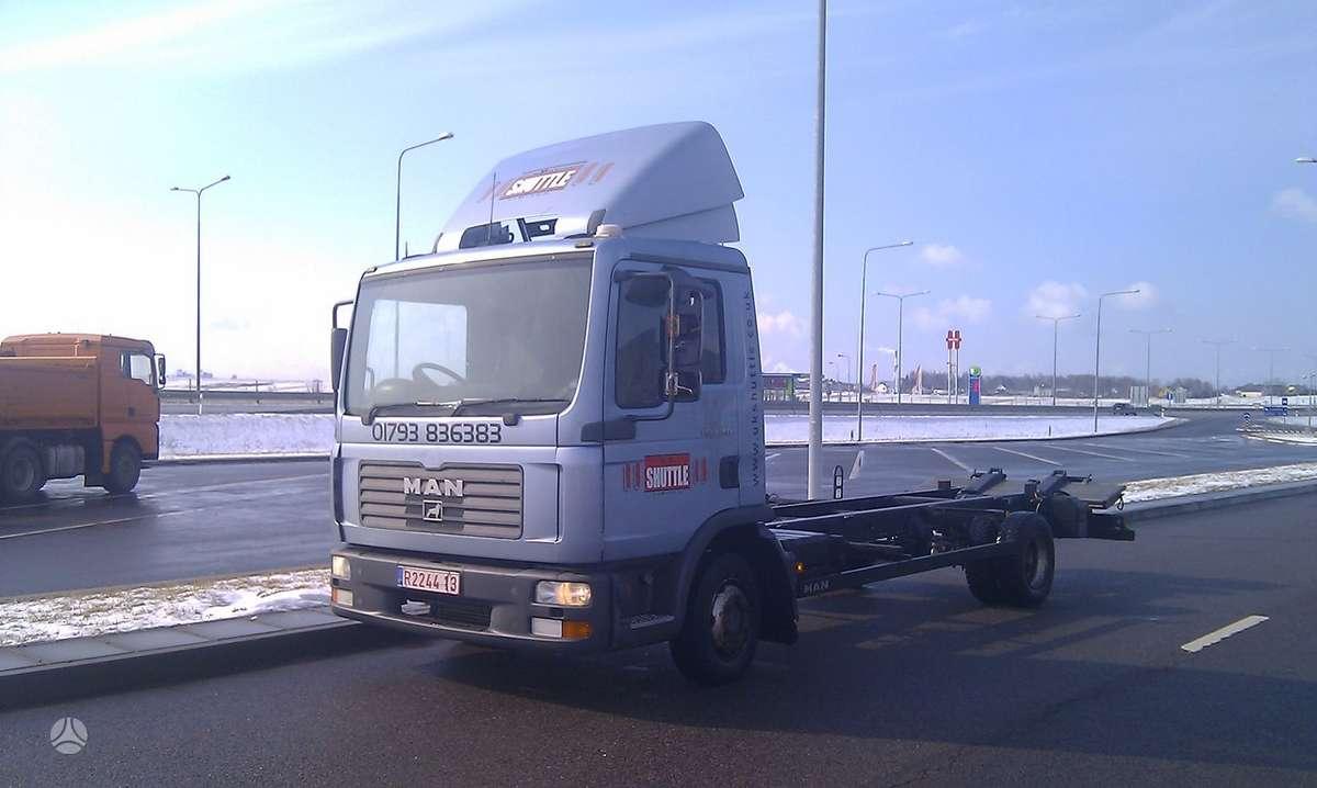 MAN TGL 7.180, sunkvežimiai