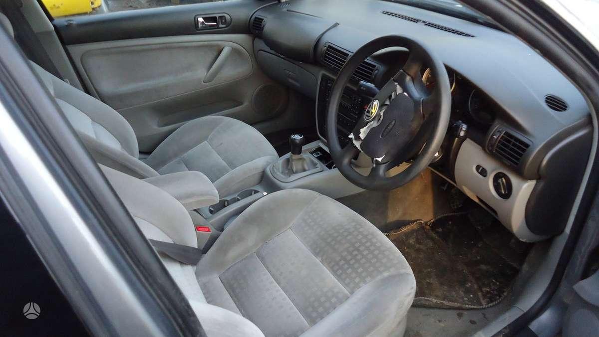 Volkswagen Passat. Tel;8-633 65075 detales pristatome beveik