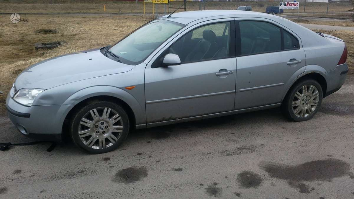 Ford Mondeo. Ford mondeo 2,0ltr. dyzelinas dalimis.
