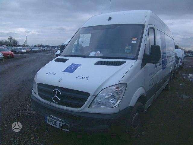 Mercedes-Benz, SPRINTER, krovininiai mikroautobusai