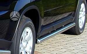 Nissan X-Trail. Slenksčiai nissan x-trail 76mm. pagaminta iš nerū
