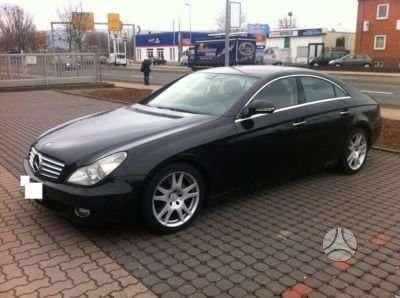 Mercedes-Benz CLS klasė dalimis. Www.autolauzynas.lt prekyba
