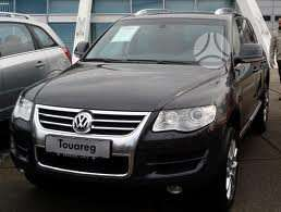 Volkswagen Touareg dalimis. Kodas variklio ble detalių