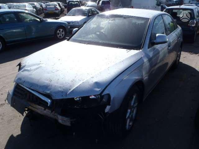 Audi A4 dalimis. Dėl daliu skambinikite +37060180126 -adresas: