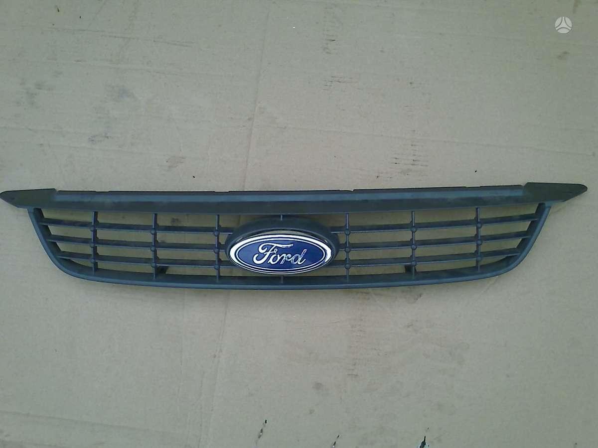 Ford Focus. Balkis, žibintas l  šviesus be lešio,  žibintas l +