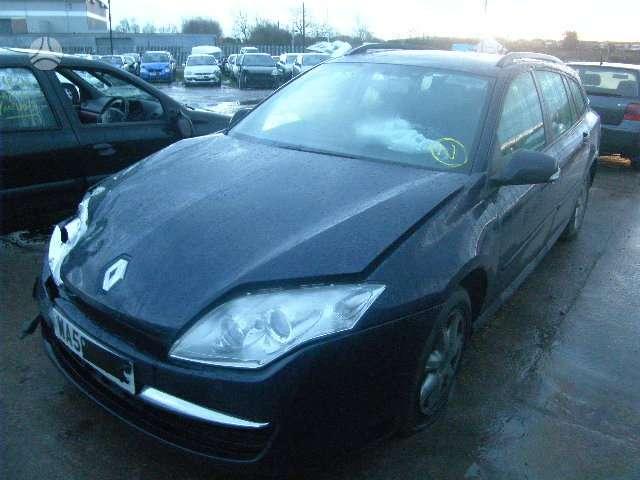 Renault Laguna dalimis. Musu internetinis puslapis www.marauto.