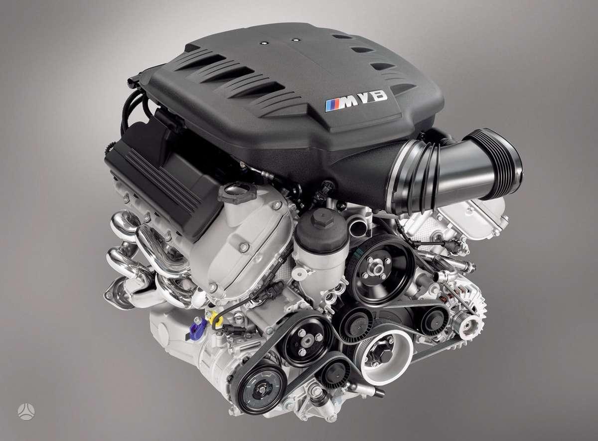 BMW M3. Komplektinis variklis 47 t km  didelis naujų ir naudotų