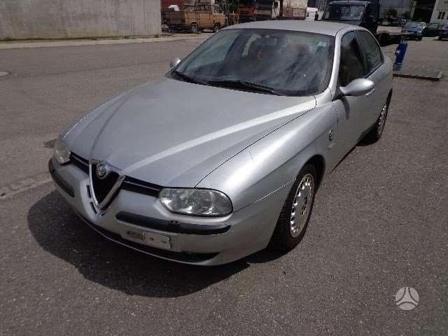Alfa Romeo 156. +37065559090 europa is (ch) возможна доставка в