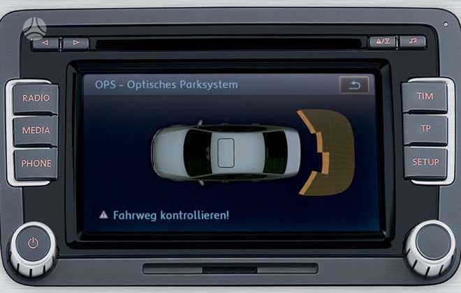 -Kita-, Optical parking system (galas tik), kita