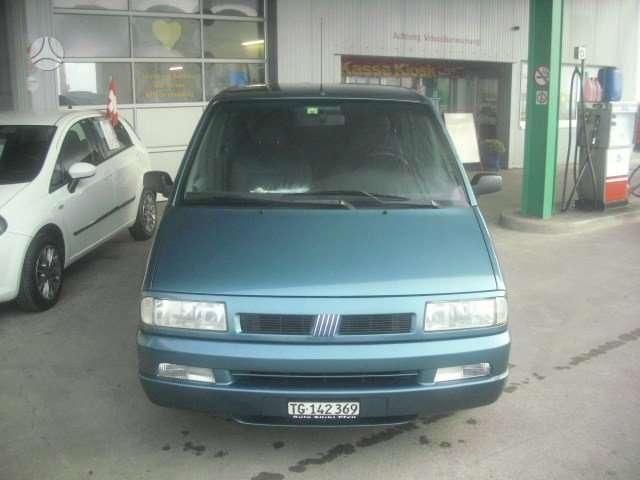 Fiat Ulysse. Is sveicarijos (( ch ))  +37042221115