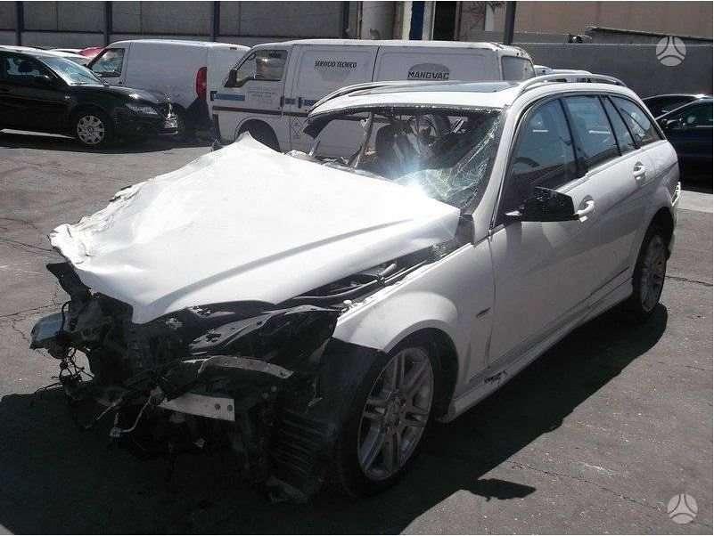 Mercedes-Benz C320. Mb c320 4matic amg paketas, europinis.  iš