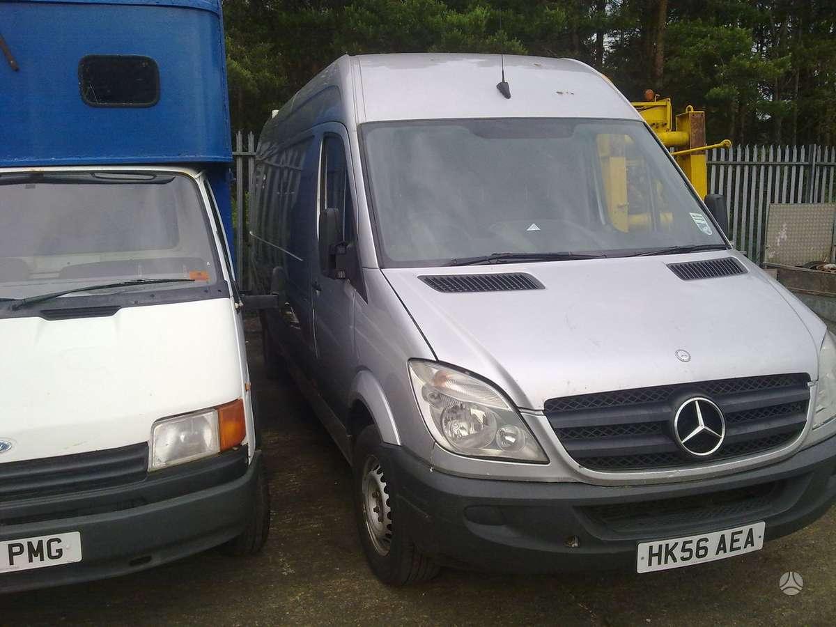 Mercedes-Benz, Sprinter 313, krovininiai mikroautobusai