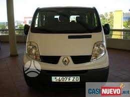 Renault, trafic, keleiviniai