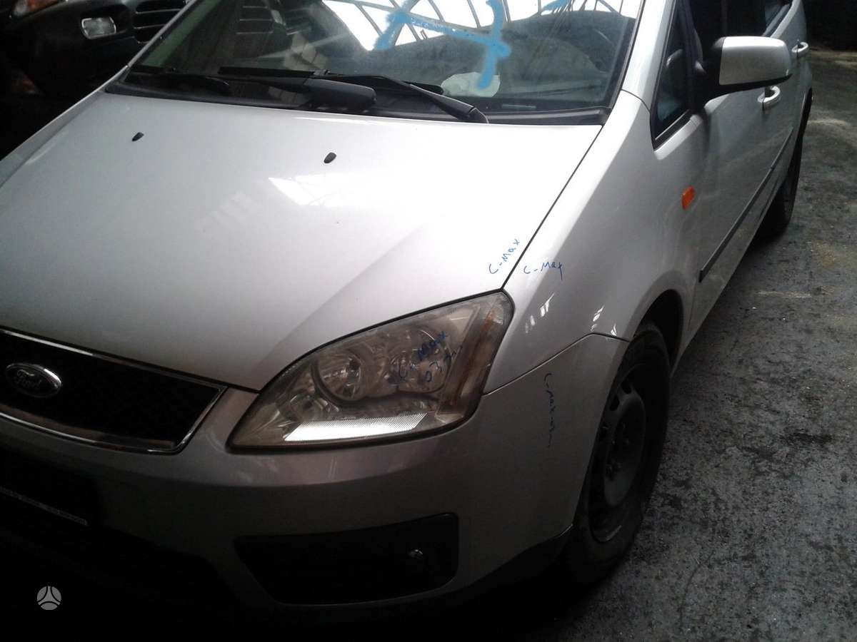Ford C-MAX. Is sveicarijos (( ch ))