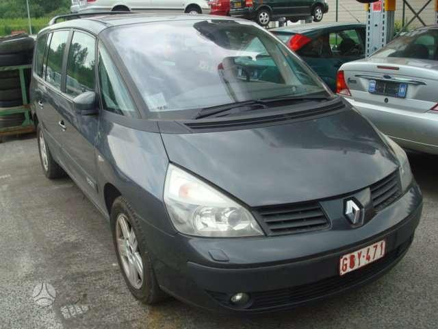 Renault Espace. 2,0 turbo, europa. tel 8 5 2436774 8 699 30626