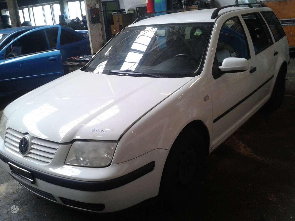 Volkswagen Bora. Is sveicarijos ((ch ))  868545183