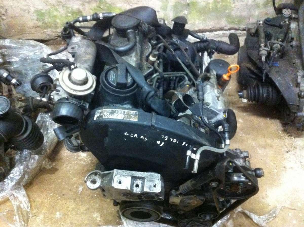Skoda Octavia. 1.9 tdi  66 kw  ir 81 kw yra gryze varikliai  :