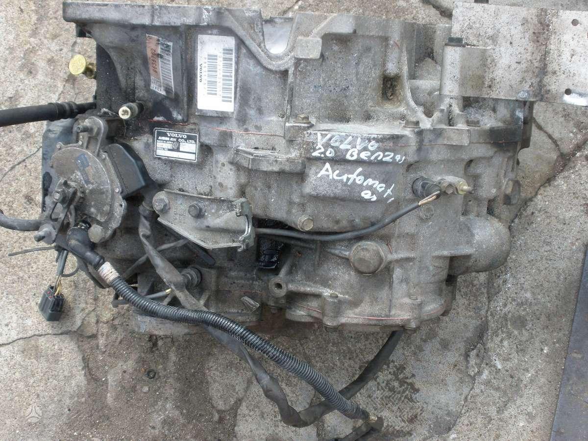Volvo S60. Probeg 63500mil