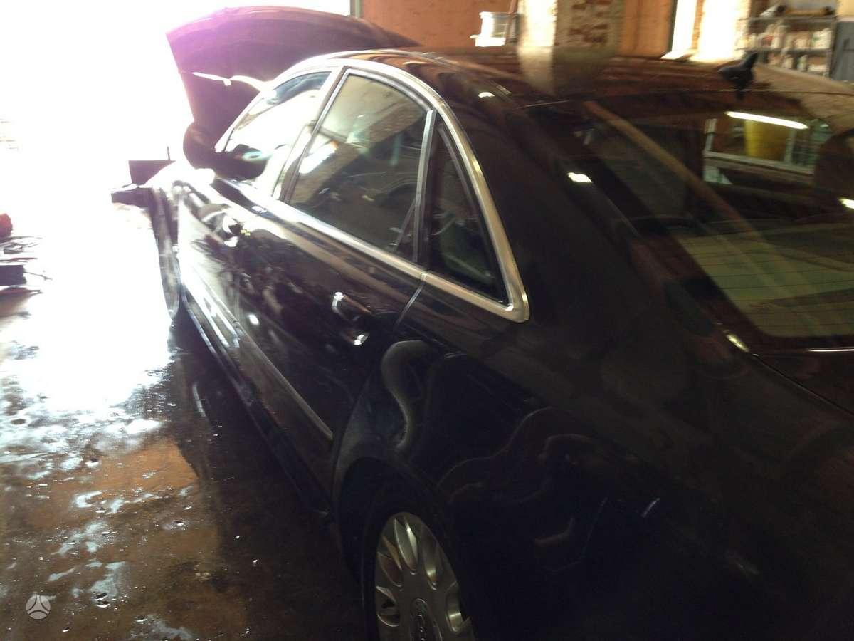 Audi A8 dalimis. Naujai ardoma audi a8. 4 x 4 . visi privalumai.