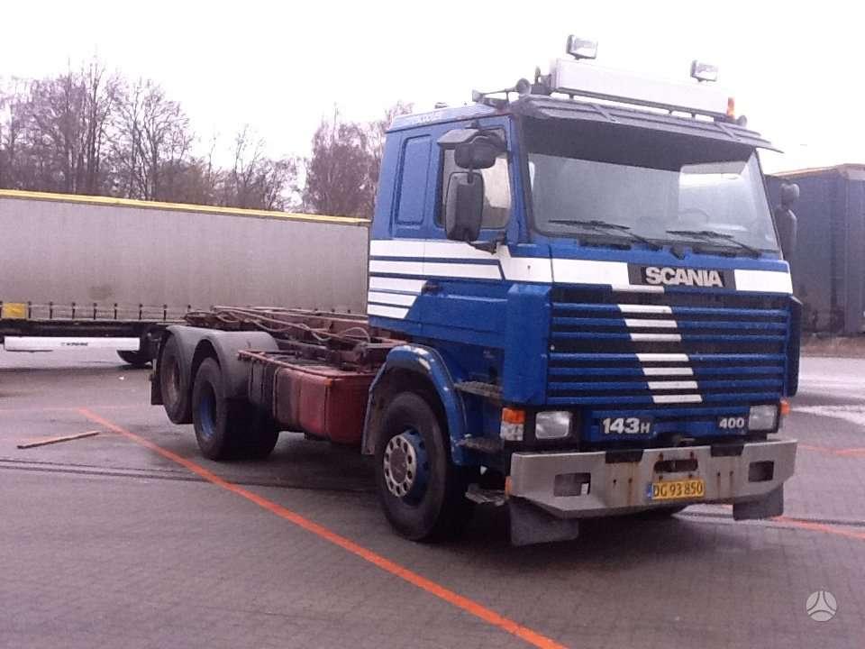 Scania 143, sunkvežimiai
