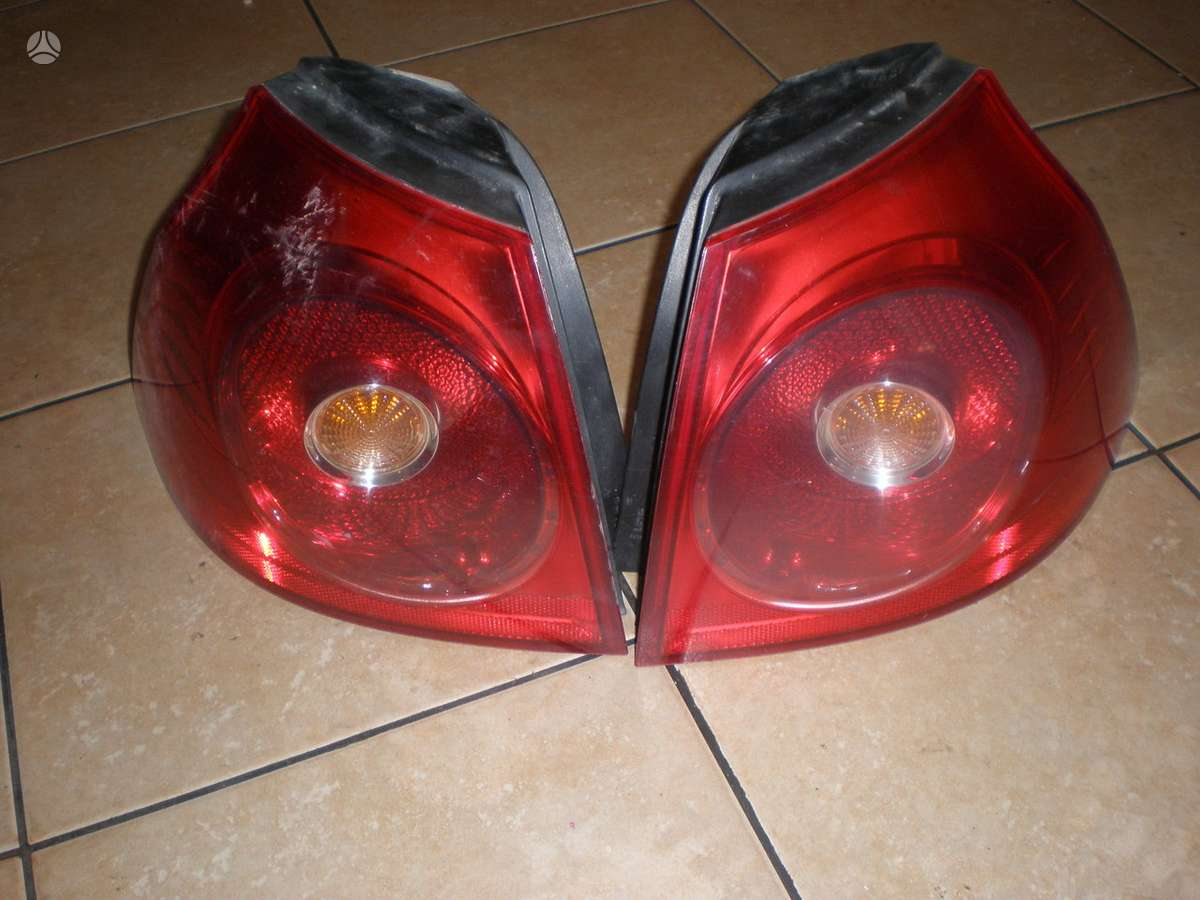 Volkswagen Golf. Variklio kodas bkd