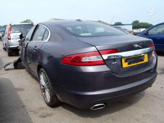 Jaguar XF dalimis. Is anglijos, srs, abs, lieti ratai, 3.0l td
