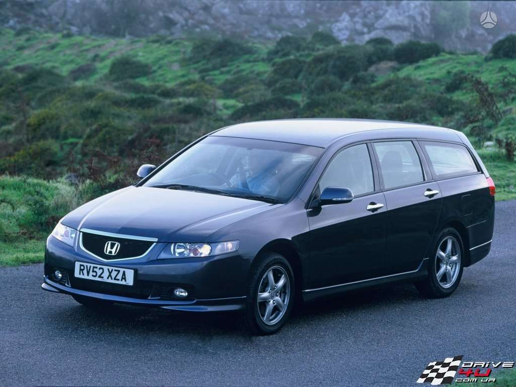 Honda Accord. Naudotu ir nauju japonisku automobiliu ir