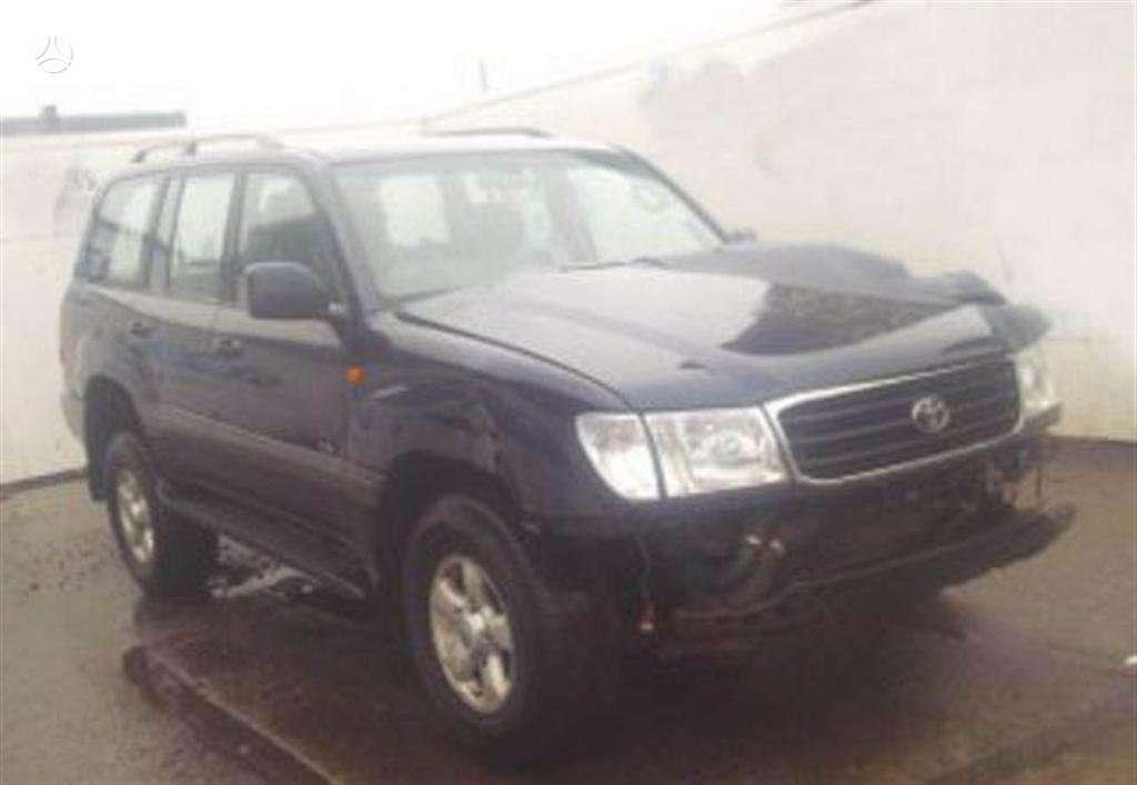 Toyota Land Cruiser dalimis. 4.2 td automatas dalimis is