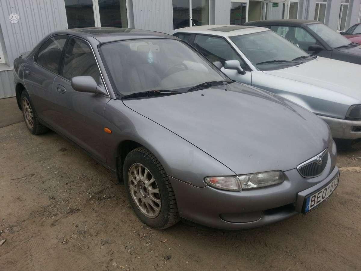 Mazda Xedos 6 dalimis. Prekyba originaliomis naudotomis detalė