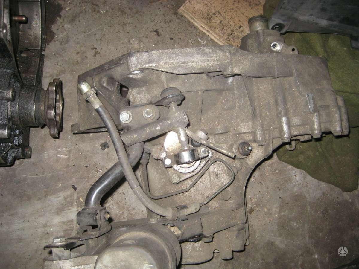 Volkswagen Transporter.   variklis-motor  acv  lt deze  afk