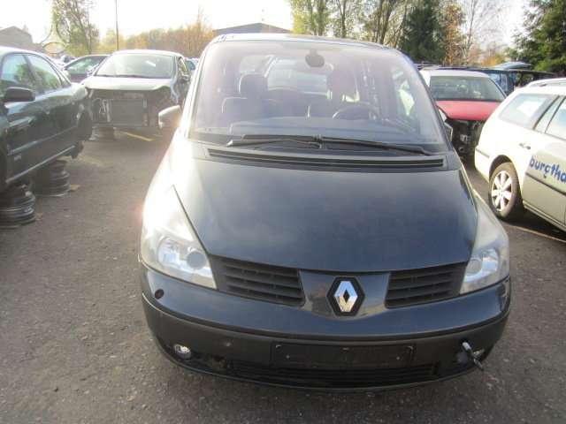 Renault Espace dalimis. Iš vokietijos.varyklis 3,0l dyzelis.yra