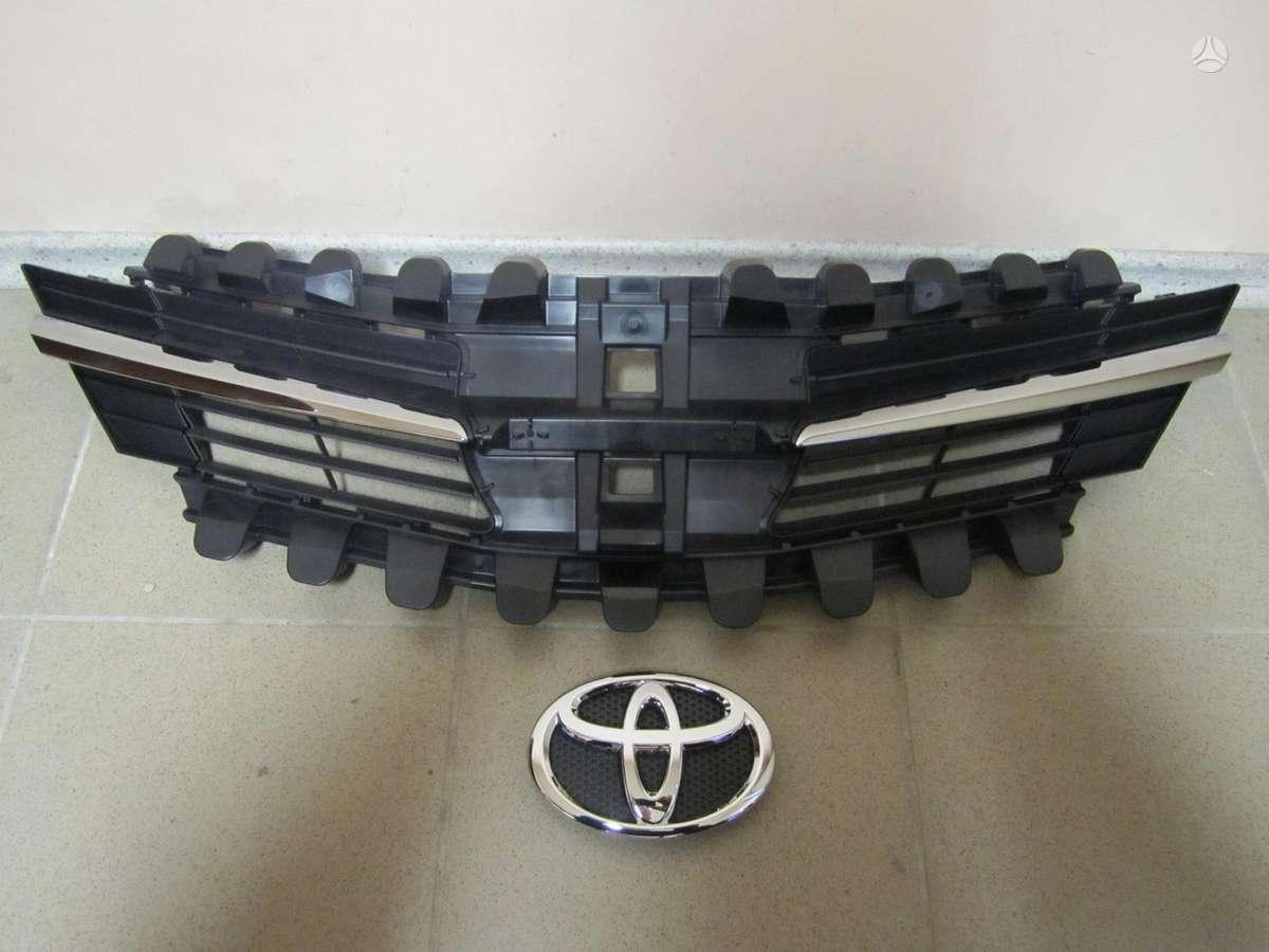 Toyota Verso. Naudotos ir naujos japoniškų ir korėjietiškų