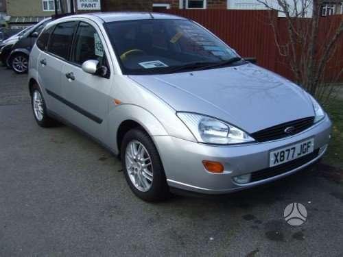 Ford Focus. 1.8 td dalimis,kablys skambinti tel ; 37069136489,