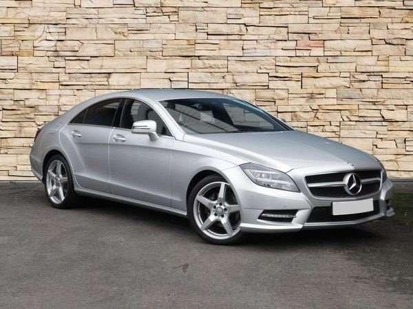 Mercedes-Benz CLS klasė. Platus naudotų detalių pasirinkimas,