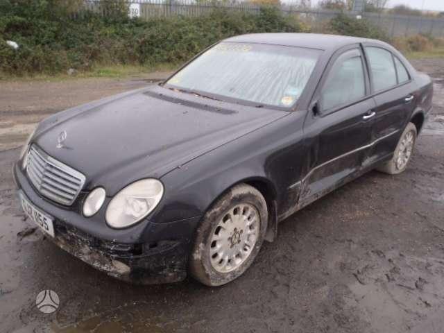 Mercedes-Benz E270. Mb e270 ,automatinė,pavarų dėžė,lieti ratai