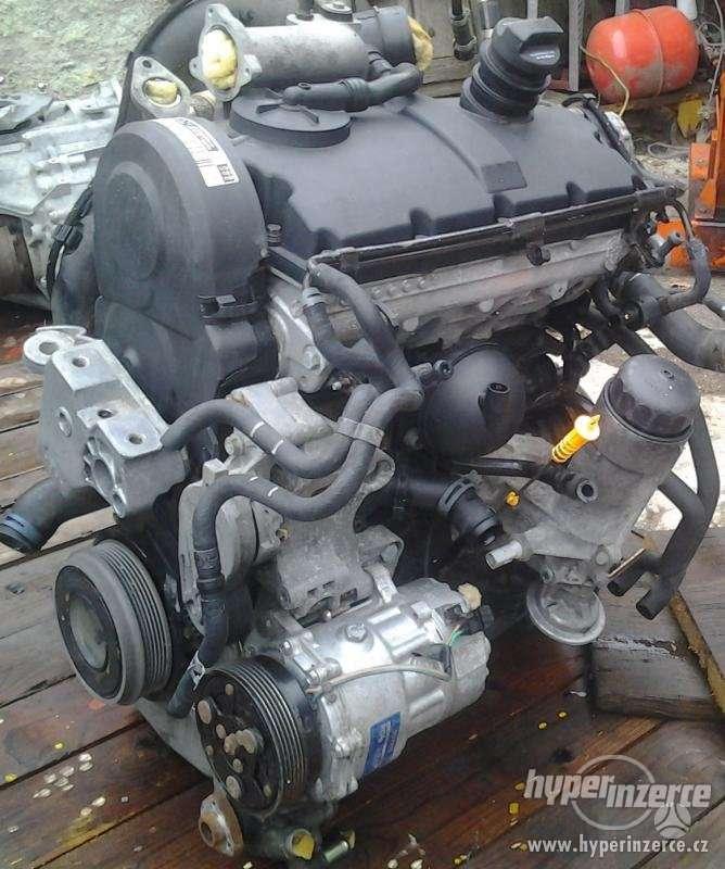 Volkswagen Golf dalimis. 1.9 tdi  varikliai 74 kw,  85 kw ir 96