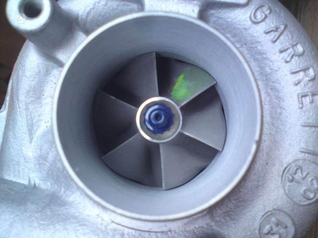 Ford Focus. Kokybiškai ir greitai remontuojame turbokompresorius.