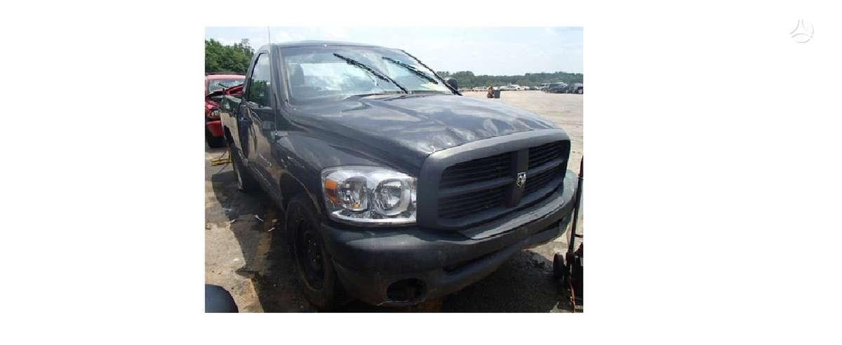 Dodge Ram. Dodge ram 1500 s  2007m. 3.7 i  mecanine 6 pavaru
