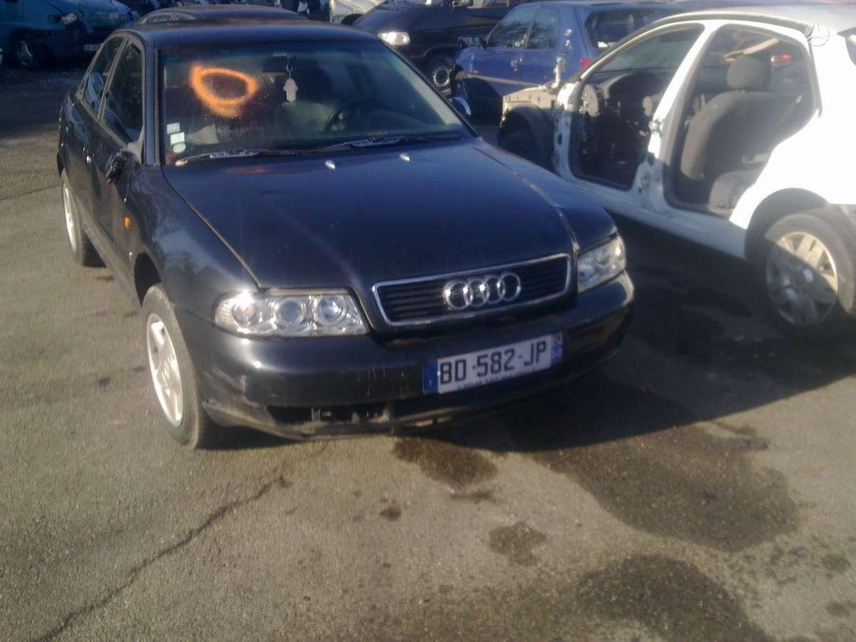 Audi A4. 1.6;1.8;1.9tdi